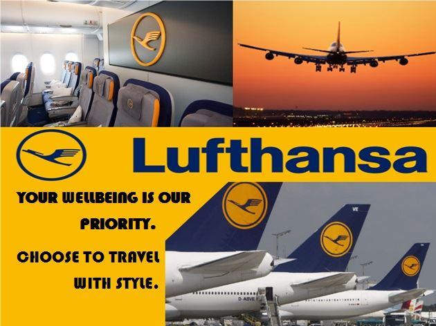 Brandul Lufthansa