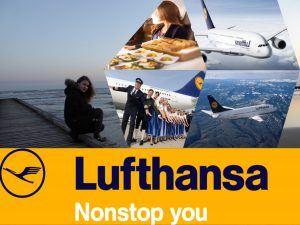 Eu şi Lufthansa